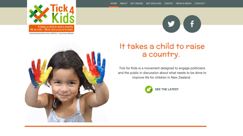 Tick For Kids Local Content